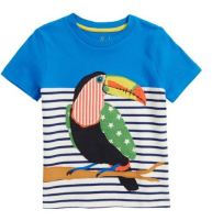 Boy Toucan Shirt Boden